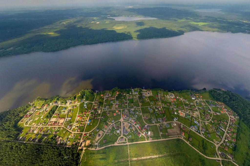 Зеркальный Коттеджный поселок