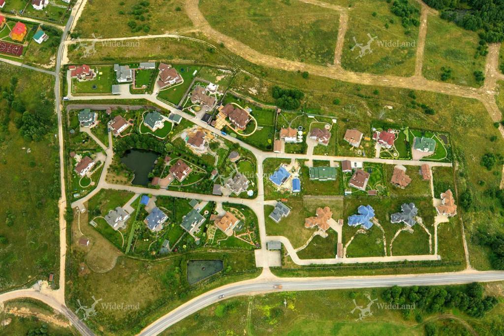 Американская деревня Коттеджный поселок