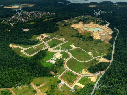 Кавголовское озеро Коттеджный поселок