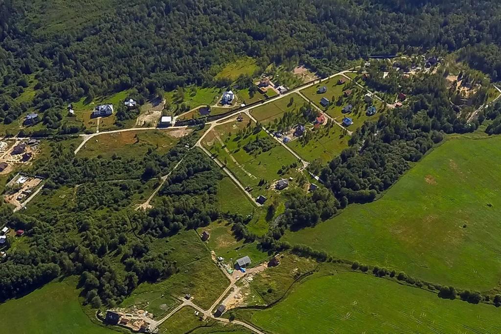 Зареченское Коттеджный поселок