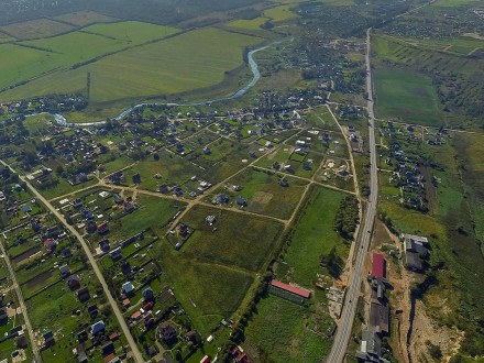 Новое Вяхтелево Коттеджный поселок