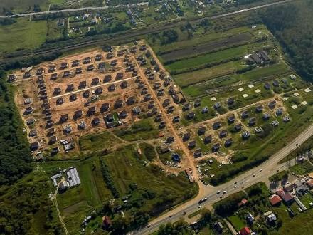 Гатчинские поместья Коттеджный поселок
