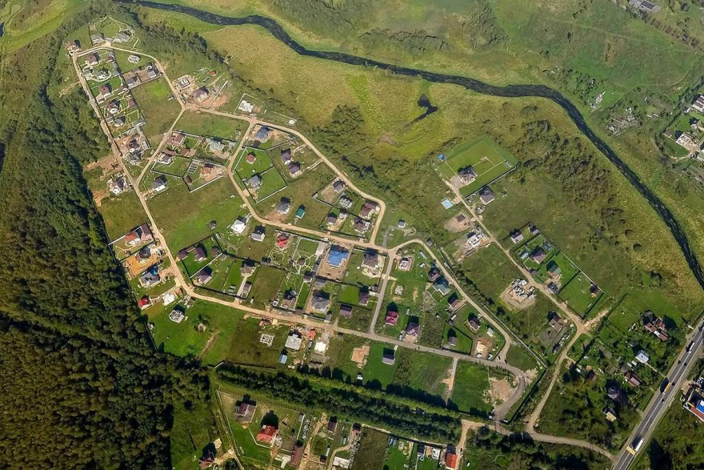 Вайя Коттеджный поселок