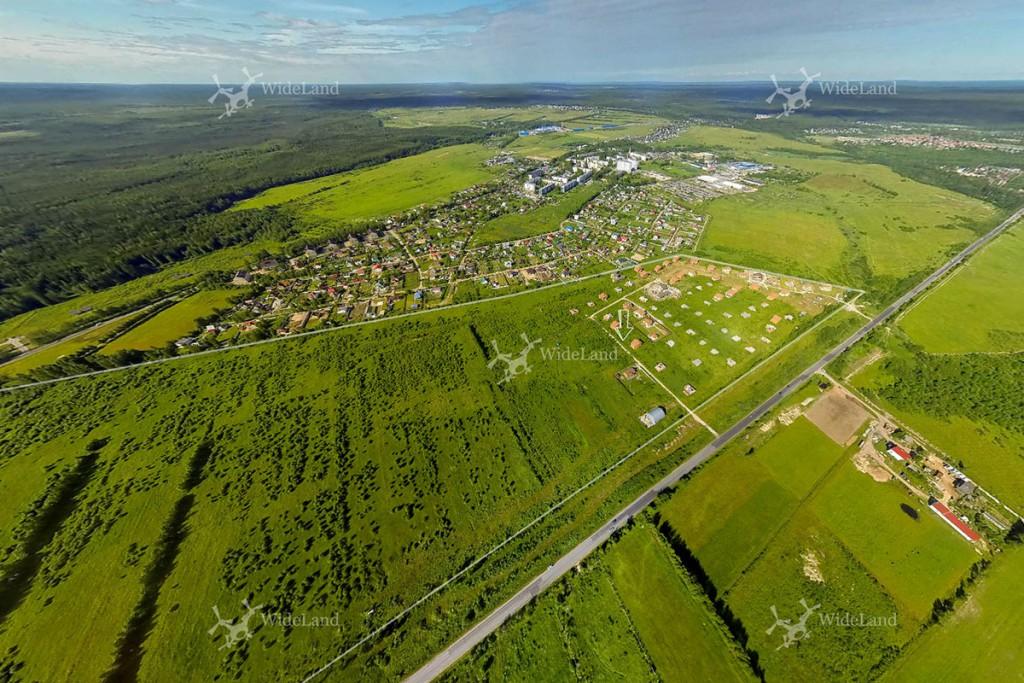Антоновка Коттеджный поселок