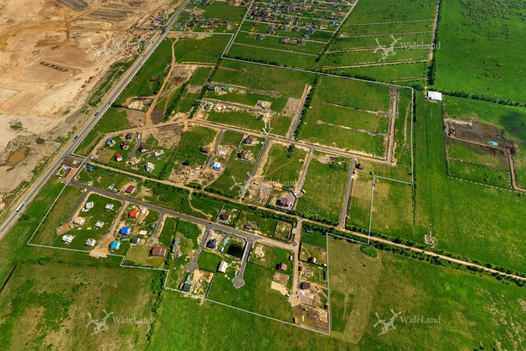 Родные просторы Коттеджный поселок