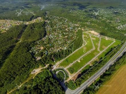 Скандинавский парк Коттеджный поселок