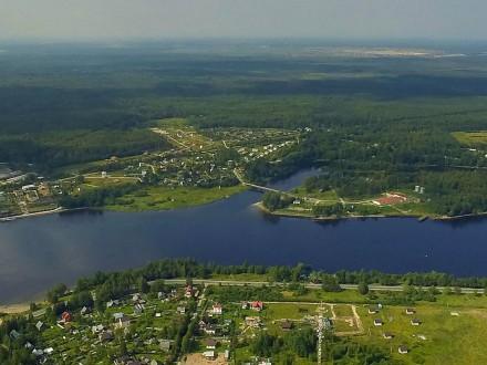 Невский остров Коттеджный поселок